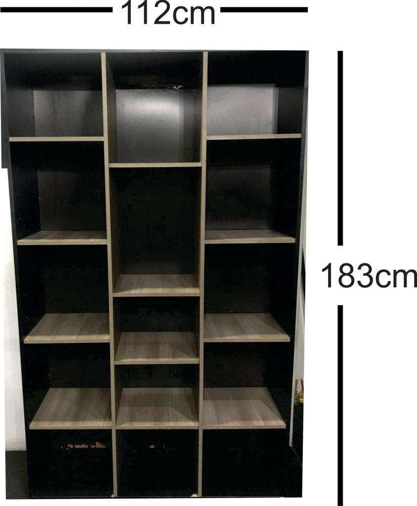 Archivador grande para oficina o tienda y mesa de tv 0