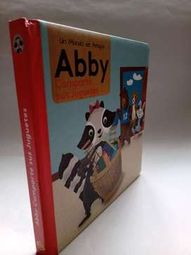 ABBY COMPARTE SUS JUGUETES