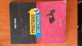 Práctica del lenguaje 6 - Ed. Edelvives serie Sobre Ruedas