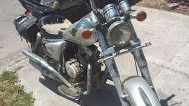 Vendo zanella eagle 150cc