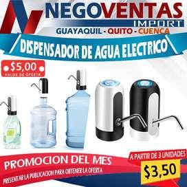 DISPENSADOR ELECTRICO DE AGUA