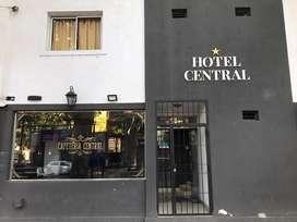 Habitaciones Hotel Central Mendoza