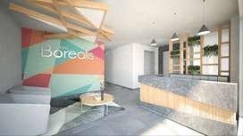 Departamento 2 Dormitorios de venta Sector El Bosque - Union Nacional. Centro Norte de Quito