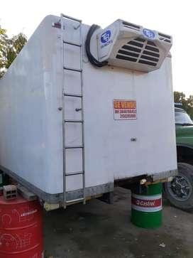 Vendo o permuto furgon termokim