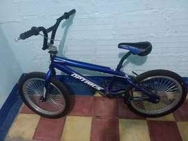 Bicicleta solo contestó el whatsapp