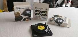 Posavaso Vinyl Coasters anti-skid.