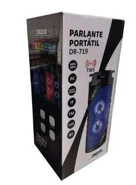 Dream Tech Luz Led dr 719 Parlante Cabina