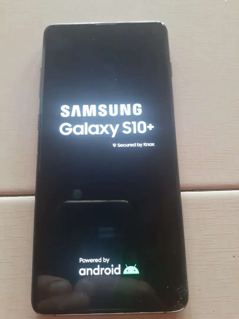 Samsung galaxy s10 plus 0