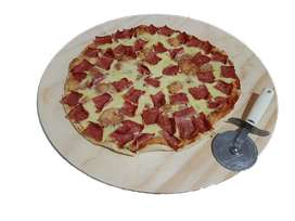 Tabla de pizza 60×60