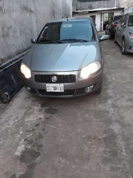 Fiat siena 2008 vercion limitada full full impecable