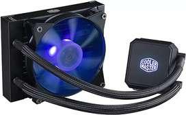 Enfriador de procesador CPU coolerMaster Masterliquid LC120E