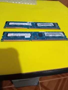 Vendo memoria ram ddr3 1gb