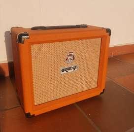 Amplificador Guitarra Electrica Orange Crush 20 Combo 20w Naranja Gran Sonido