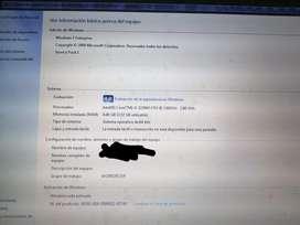 Laptop i5 64 bits 4 gb de ram