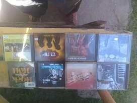 CD de musica  Rock   y Blues
