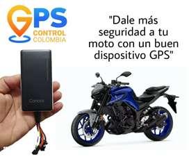ALARMAS GPS UBICA TU MOTO