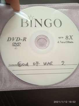 Vendo juego en disco god of war 2