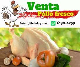 Venta de pollo Fresco Sonsonate