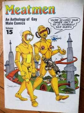 Meatmen - Anthology of Gaymale COMICS