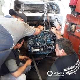 Mecánica Bobcat y Reparación de Motores - Kubota y Deutz Minicargadoras
