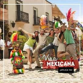 AGENDO CITA PARA VISA MEXICANA