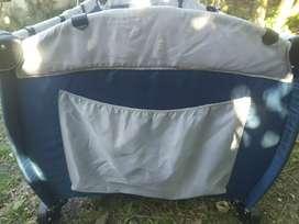 Vendo practicuna, huevito y silla para bebe
