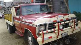 Ford 350  rojo