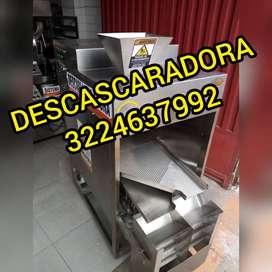 DESCASCARILLADORA DE CACAO - REFERENCIA WORKS STEEL DASF