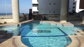 apartamento en cartagena  balcon frente al mar