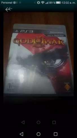 Vendo God Of War.