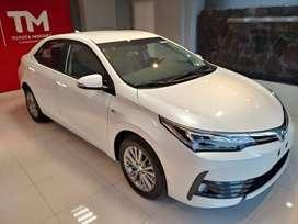 Vendo Toyota Corolla XEI MT 2018