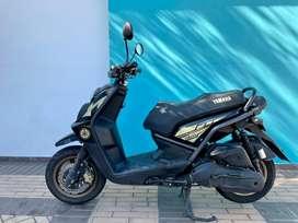 Vendo moto bws 2015