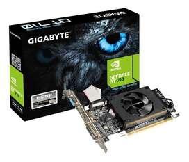 Placa de video Geforce GT 710
