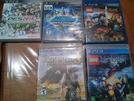 Juegos PS3 físicos