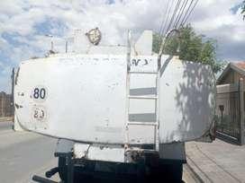 "Dodge mod. 1977 cisterna 9000 litros moto bomba de 2 """