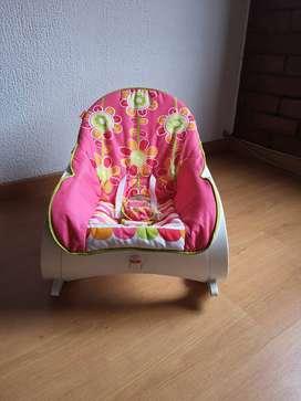 Silla mecedora bebé Fisher Price