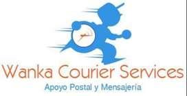 SERVICIO DE COURIER Y MENSAJERIA - HUANCAYO