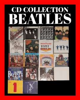 Colección completa de los Beatles