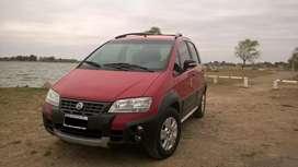 Fiat idea adventure 2008 con 105.000km! Nueva!!