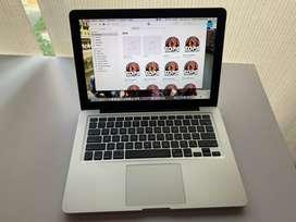 Macbook pro( 13 inch, mid 2012)