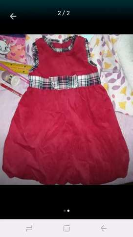 Vendo vestido elegante para bebe