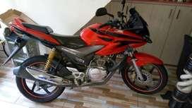 GANGAZO MOTO HONDA  CBF 125