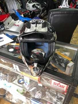 Shoei motocross talla M usado