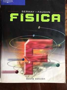 LIBRO DE FISICA SERWAY/FAUGHN 6 EDICION