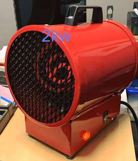 Caloventor Eléctrico Industrial de 2 kw 220 volts