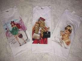 Camisetas.