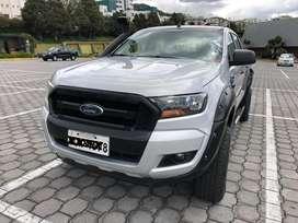 FORD RANGER 2.5 gasolina AÑO 2018 XLS