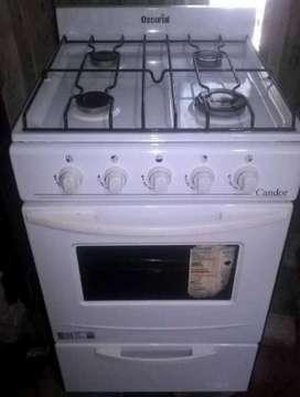 Cocina Gas Escorial Candor