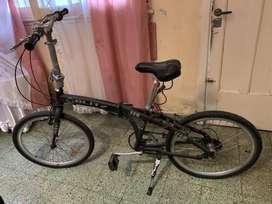 Bicicleta plegable BLITZ