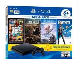 Vendo Playstation 4 ( consultar primero por mensaje o watsssap)